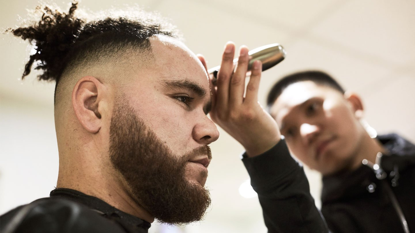 Meet the barber behind the Toronto Blue Jays