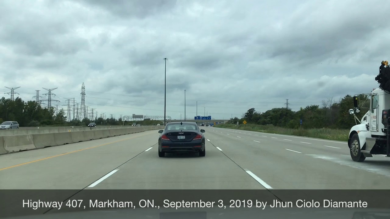 Streets of Ontario – Markham to Richmond Hill