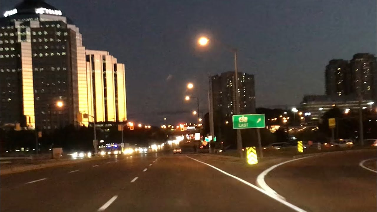 Streets of Ontario – Markham to Scarborough Town Centre (Love Songs – Best of 80s)