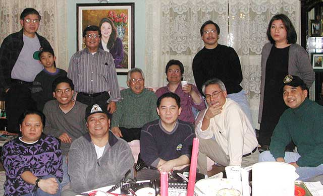 PAG - meeting Saturday, February 9, 2002
