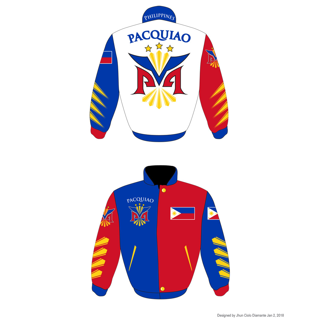 Proposed Jackets – Blue