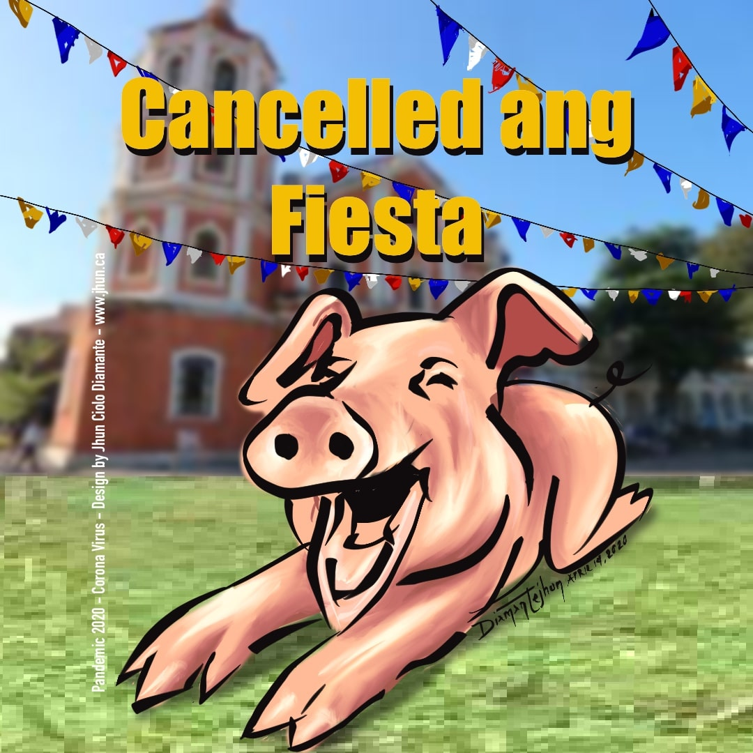 Cancelled ang Fiesta