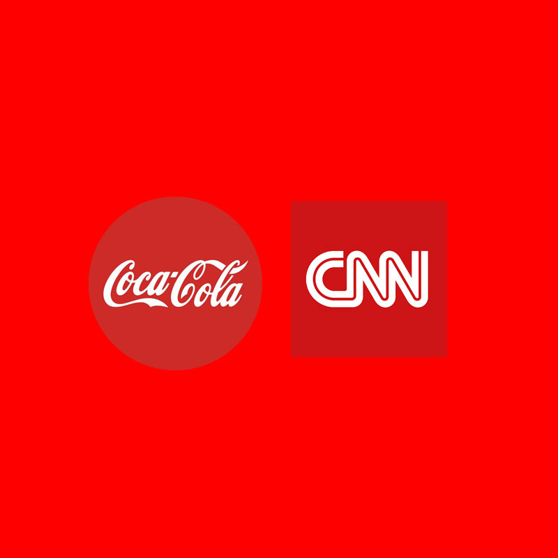 RED - Coke and CNN
