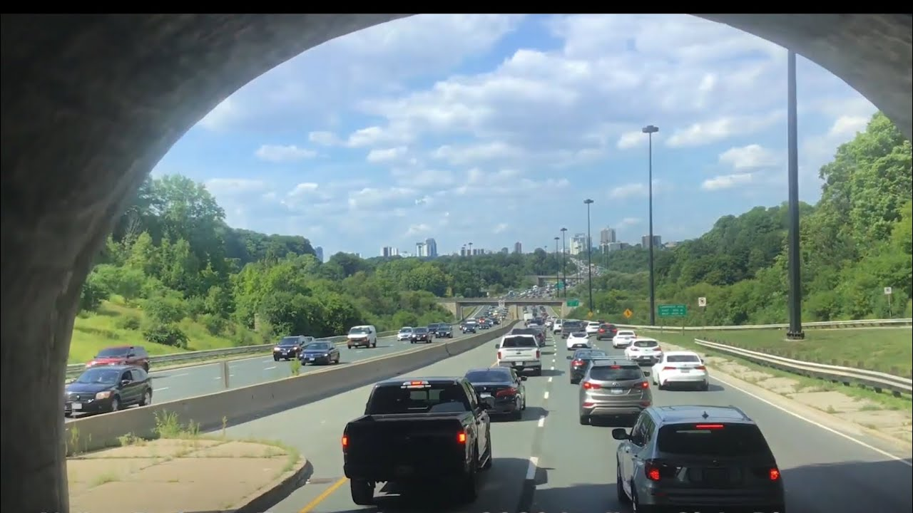 Streets of Ontario – Don Valley Parkway
